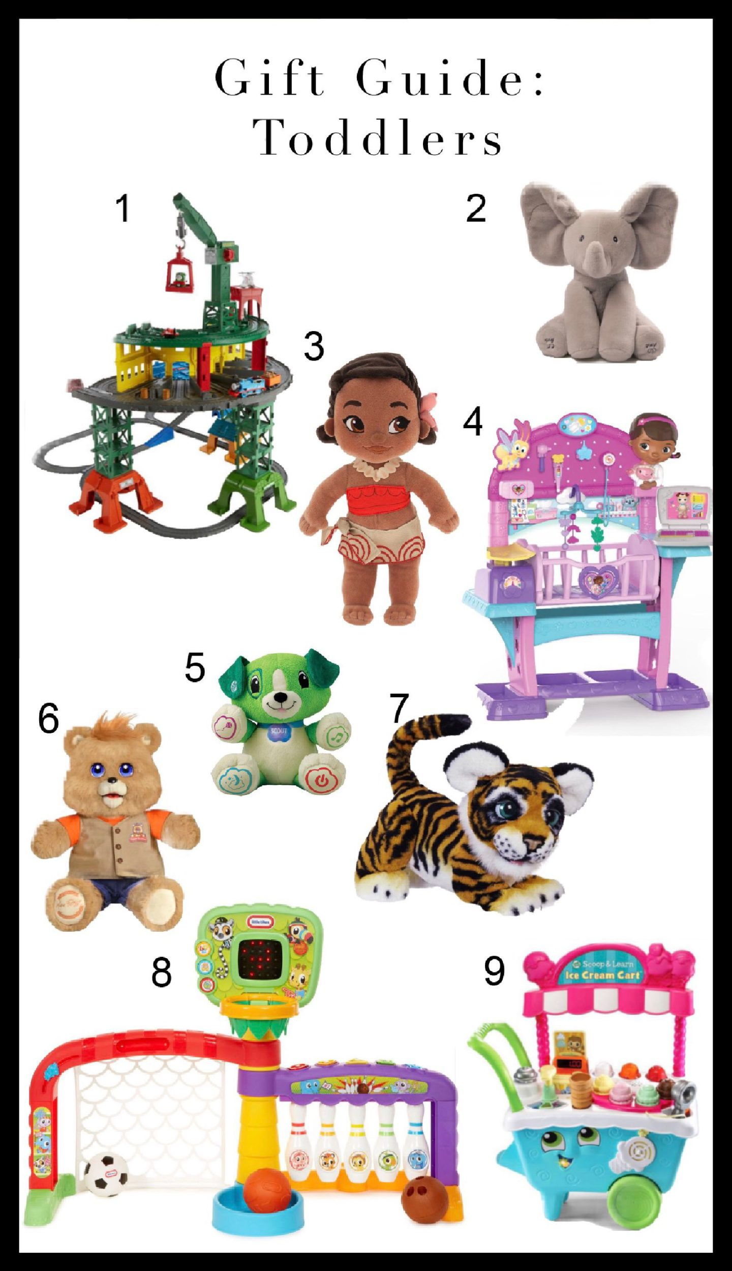 Gift Guide: Toddlers